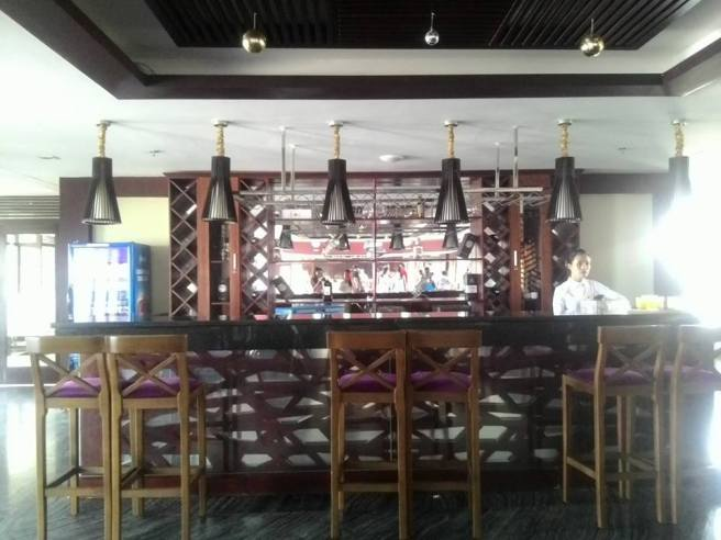 Quầy bar, taken by Spy Nhí