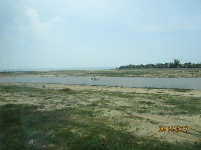 Hồ Tràm Strip đã có rào chắn vùng này, sớm muộn resort cũng mọc lên