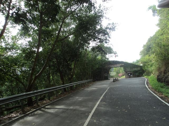 Cổng KDL thác Pongour